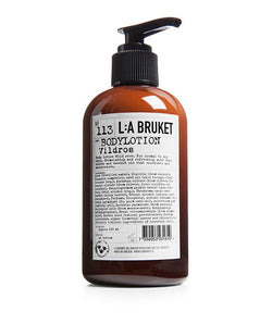 L:A BRUKET No. 113 Body Lotion Wild Rose
