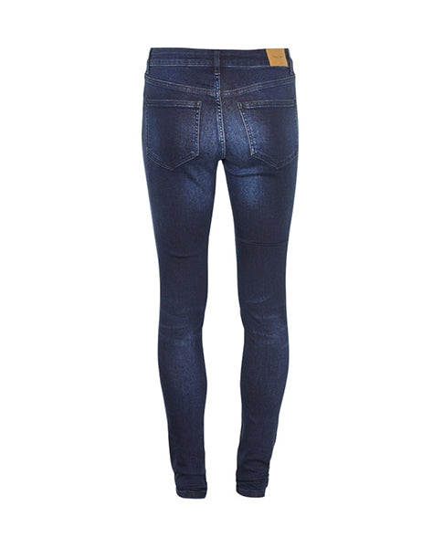 Part Two Alice Jeans indigo wash skinny womens denim pant