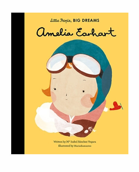 Book Little People Big Dreams Amelia Earhart | Biscuit Clothing