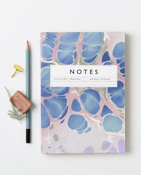 Katie Leamon Marble Notebook 04