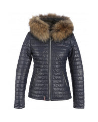 Oakwood Leather Quilted Happy Jacket