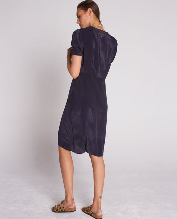 Swildens Bruni Navy Dress