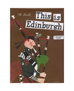 This is edinburgh brown childrens kids story book | Biscuit Clothing