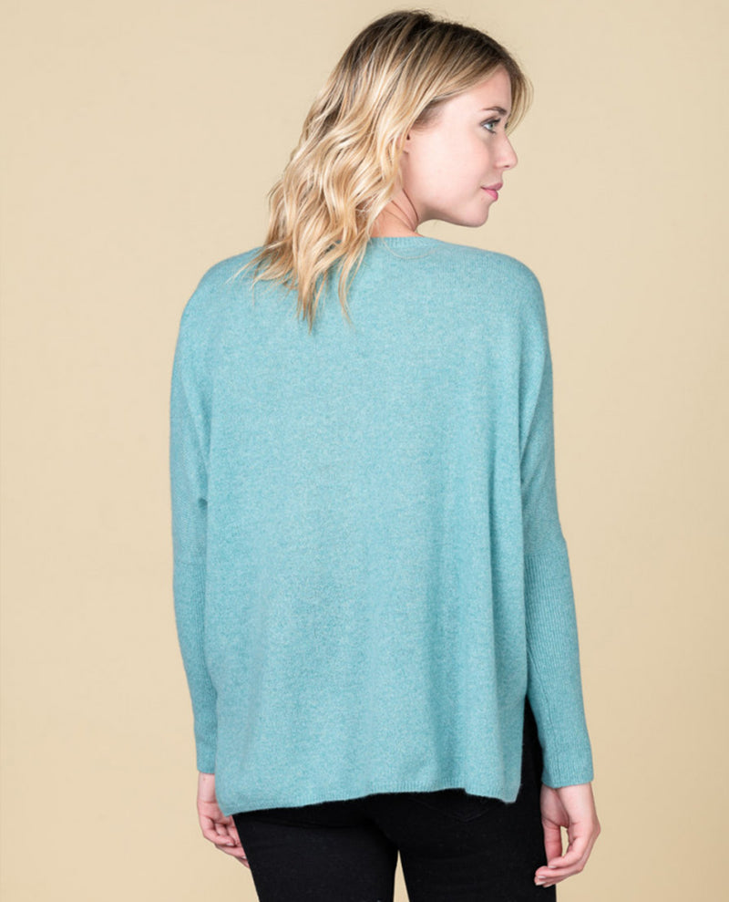 Absolut Cashmere Astrid Caribbean Knit