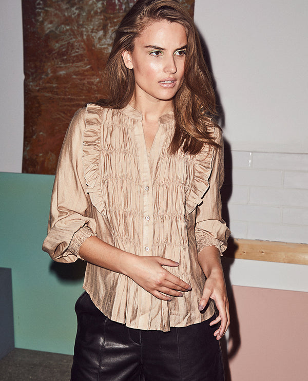 Cocouture Avalon Nude Shirt