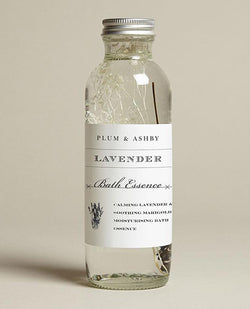 Plum and Ashby Lavender Bath Essence
