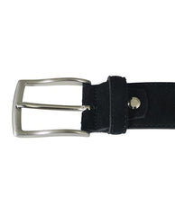 Fioriblu Papavero mens Womens Unisex Suede Leather Brown Belt | Biscuit Clothing