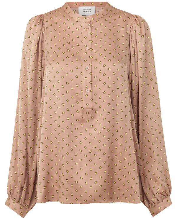 Second Female Berri Praline Blouse