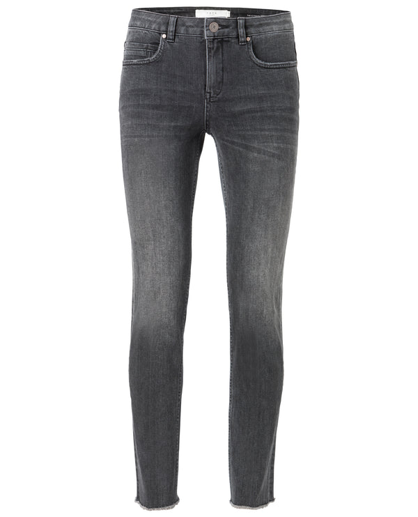 Yaya Basic Black Denim Jeans