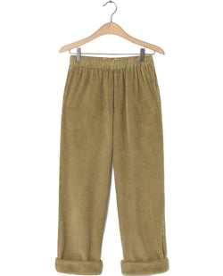 American Vintage Padow Brown Cord Trousers