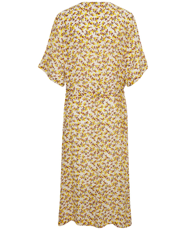 Karen By Simonsen Citron Sulphur Dress