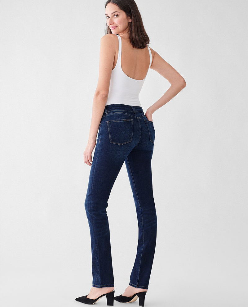 DL1961 Coco Solo Straight Jeans