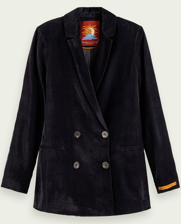 Scotch and Soda Cord Blazer