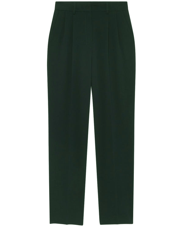 American Vintage Didaboo Green Trousers