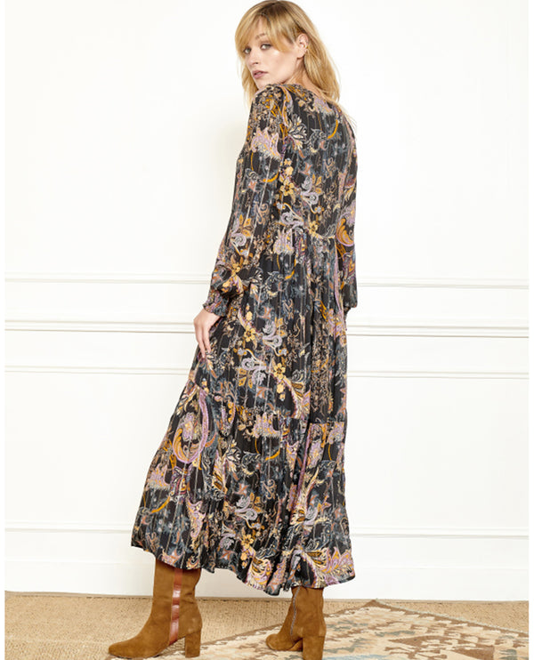MKT Studio Redington Paisley Dress