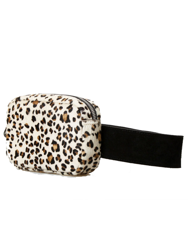Treats Edith Leopard Bag