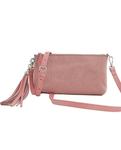 Fioriblu Forget Get Me Not Clutch Pink