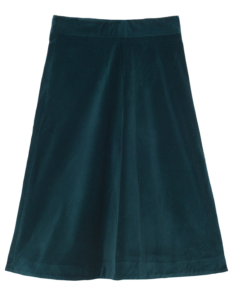 Soeur Foggy Grey Skirt