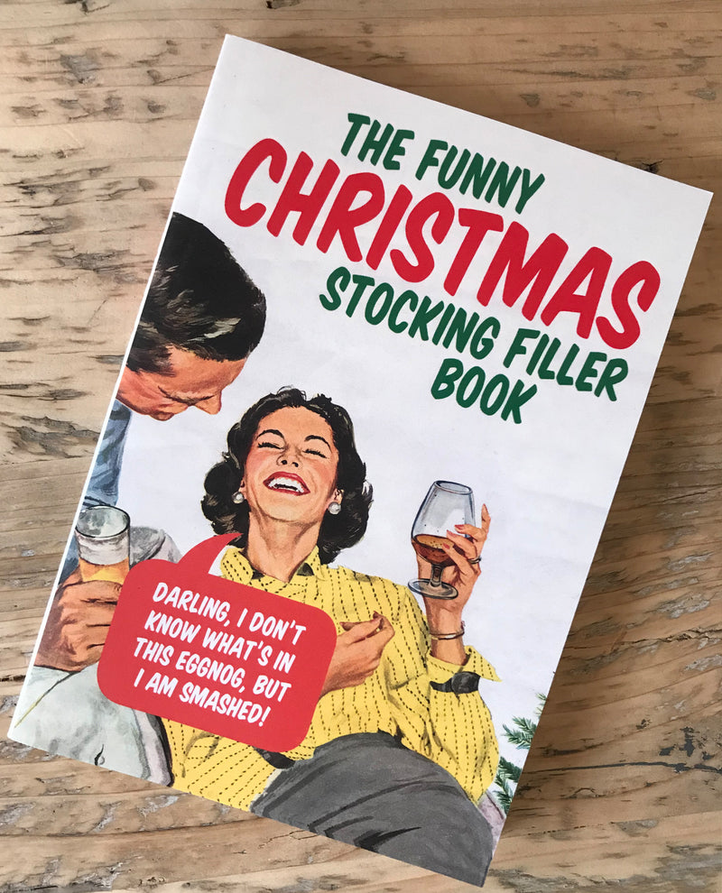 Book - Funny Christmas Stocking Filler