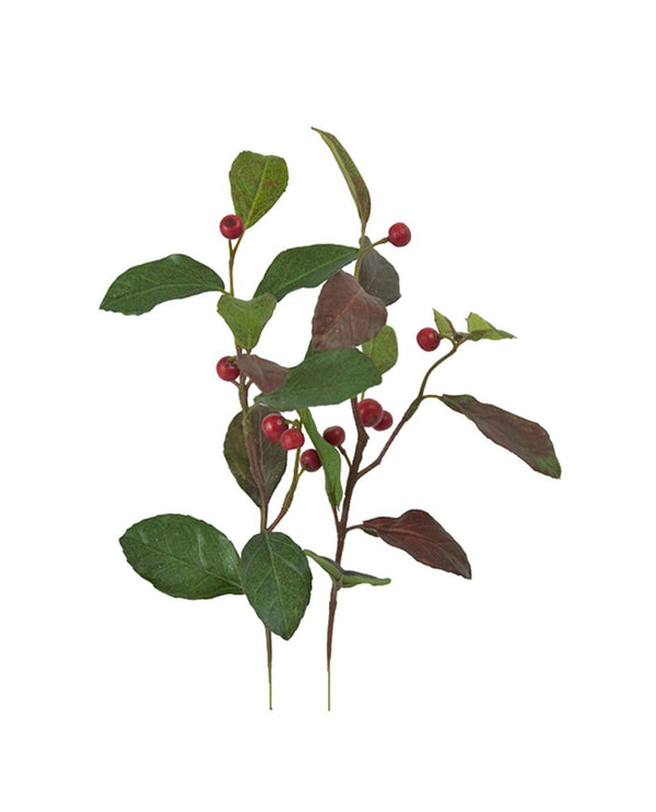 Grand Illusions Gaultheria Spray Branch