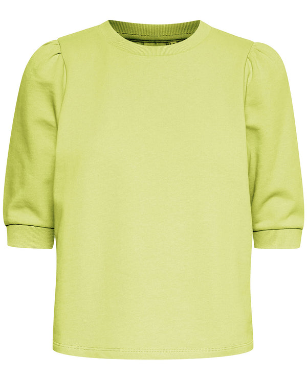 Ichi Yartlet Yellow Sweatshirt