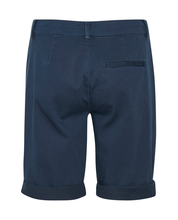Part Two Hanjas Navy Shorts
