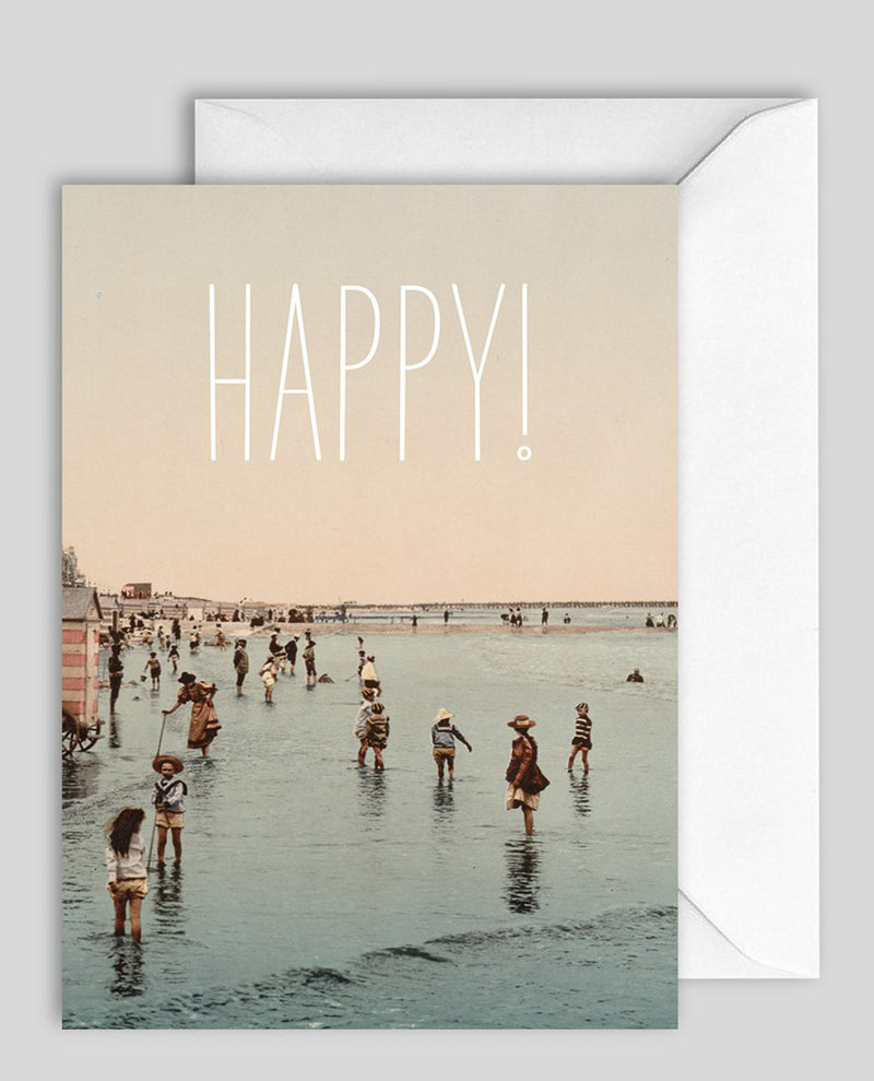 Dybdahl Greeting Card