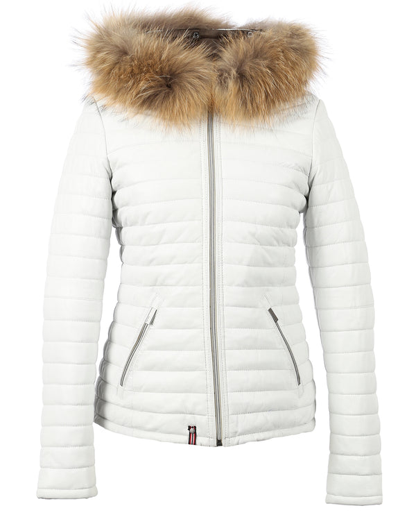 Oakwood Happy White Jacket