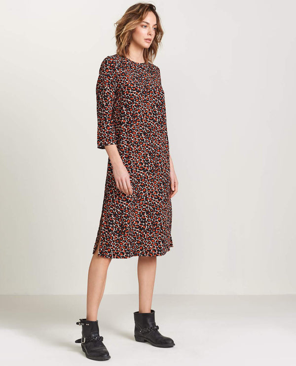 Bellerose Heisho leopard Dress
