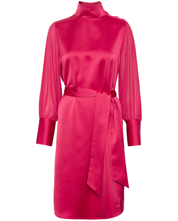 Karen By Simonsen Olympia Pink Dress