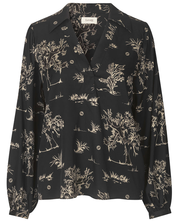 Levete Room Karma Blouse