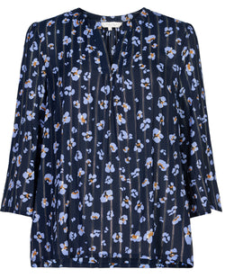 Part Two Knox Leo Pansy Blouse