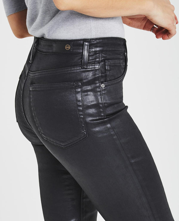 AG Jeans Isabelle Leatherette Jeans