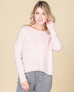 Absolut Cashmere Louise Blush Knit