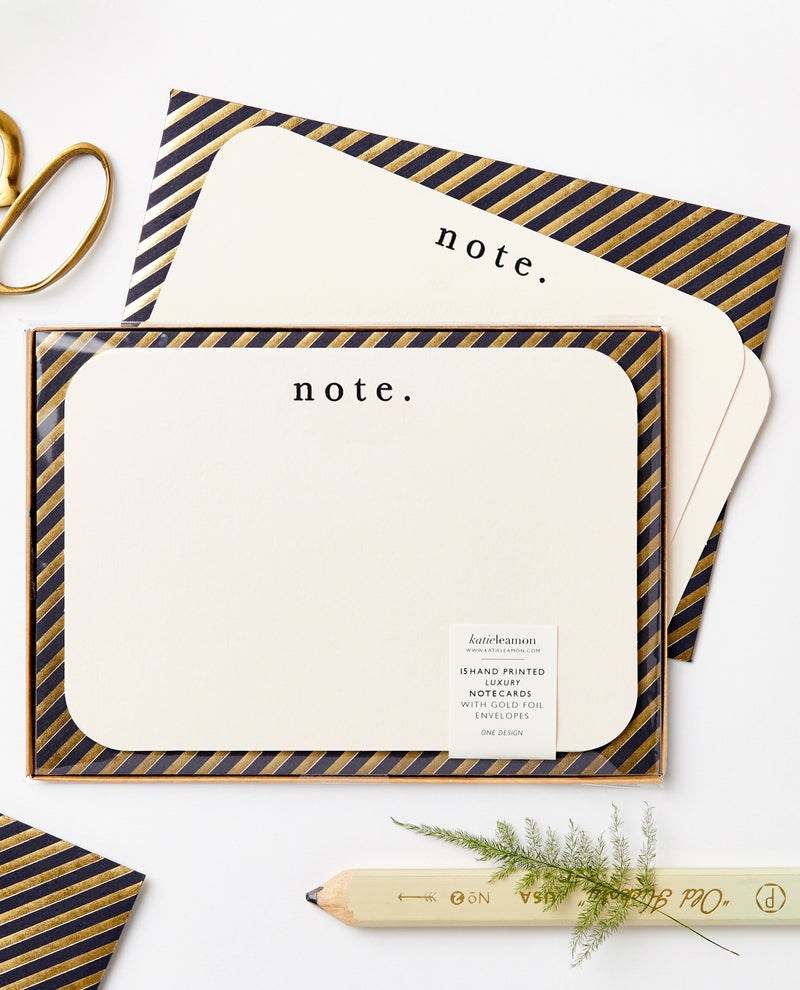 Katie Leamon Luxe Notes