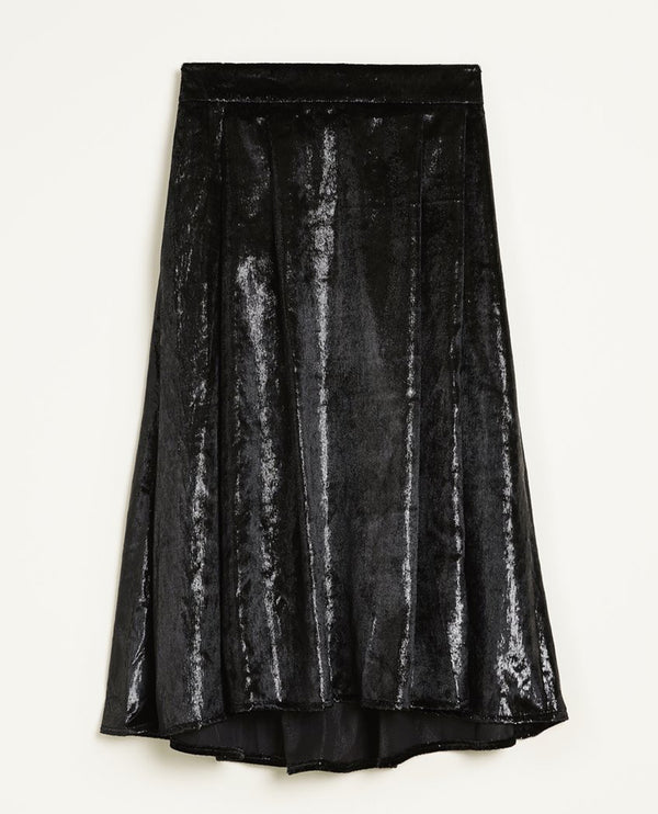 Bellerose Pacific Black Skirt