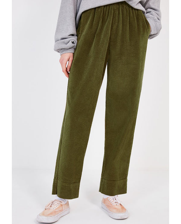 American Vintage Padow Putty Cord Trousers