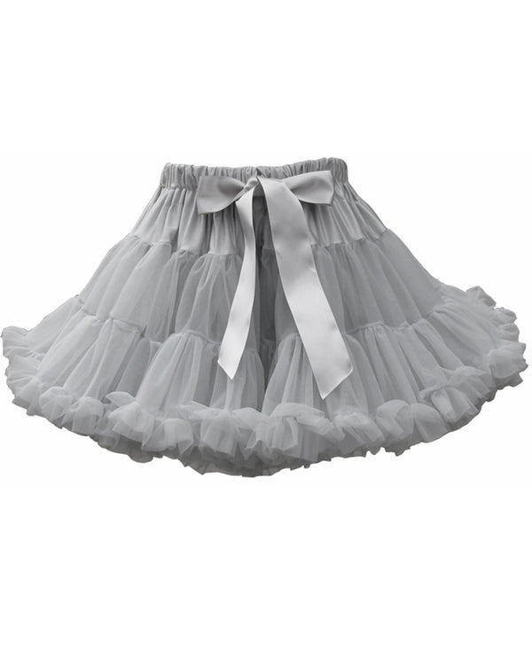 Bob and Blossom Pale Grey Baby Tutu