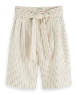 Scotch and Soda Pinstripe Shorts