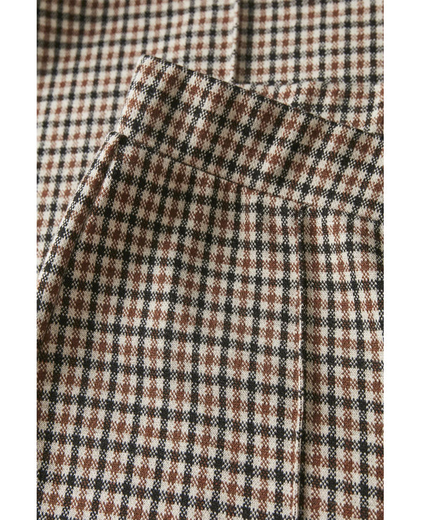 Part Two Pontas Checked Trousers