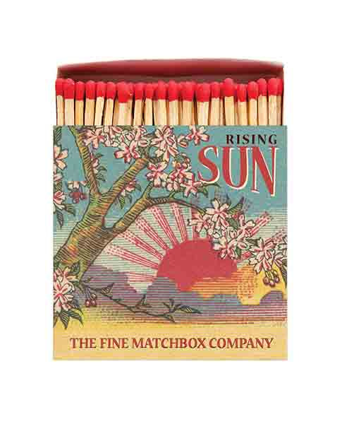 Archivist Large Matches Box