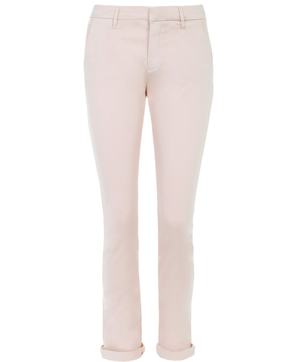 Reiko Sandy Pink Chino Trousers
