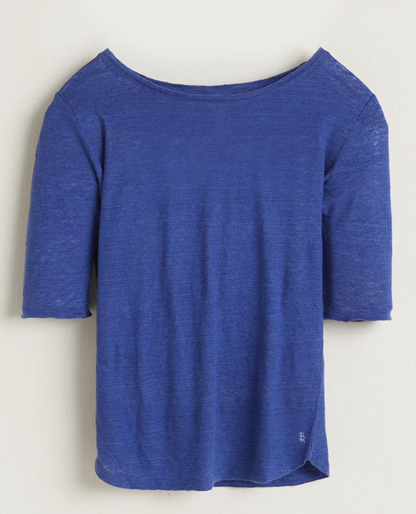 Bellerose Seas Blue T-shirt