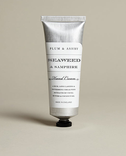 Plum and Ashby Seaweed and Samphire Hand Cream
