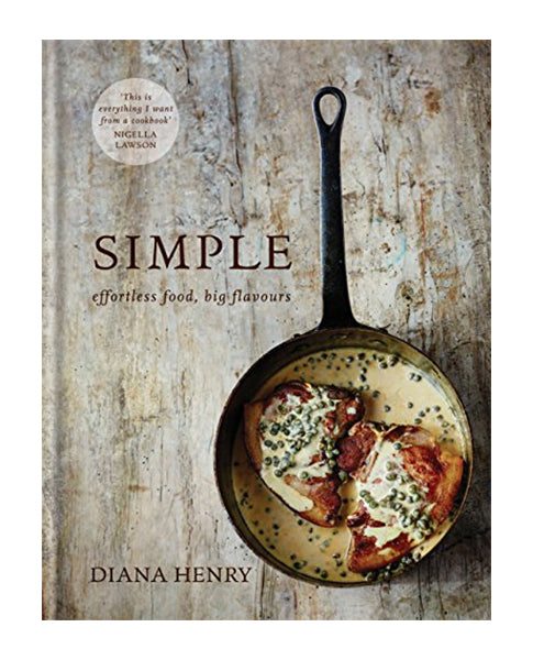 Book - Simple Effortless Food