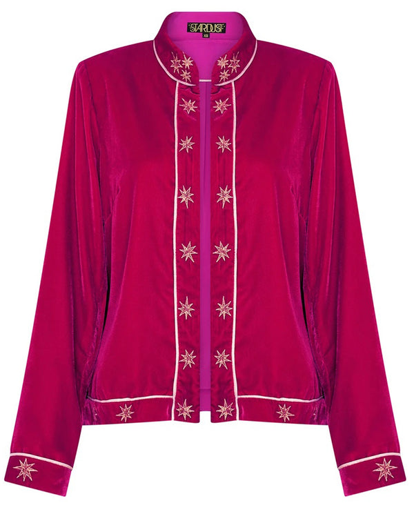 Stardust Star Pink Jacket