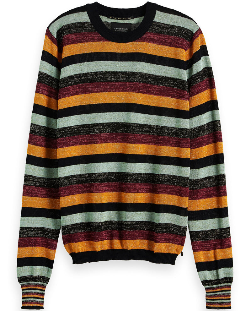 Scotch and Soda Striped Knit