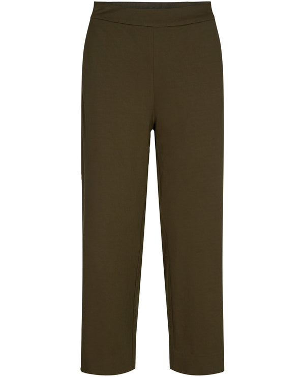 Cocouture Sue Army Green Trousers