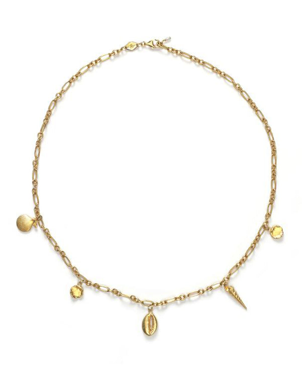 Anni Lu Summer Treasure Necklace