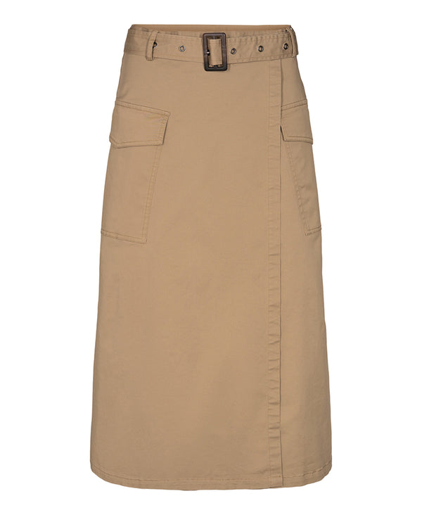 Cocouture Trinity Brown Skirt